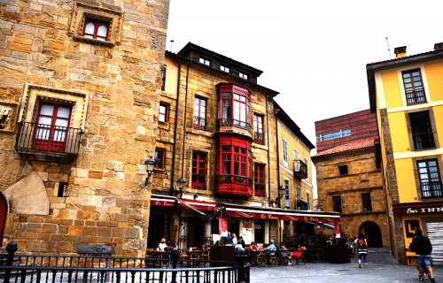 Casco Antiguo Gijón